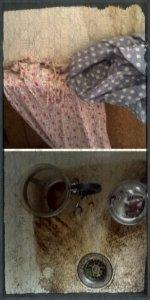 collage vestiaire cuisine